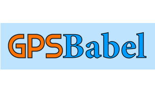 GPSBabel Portable 1.4.4 - Free GIS/Map Software