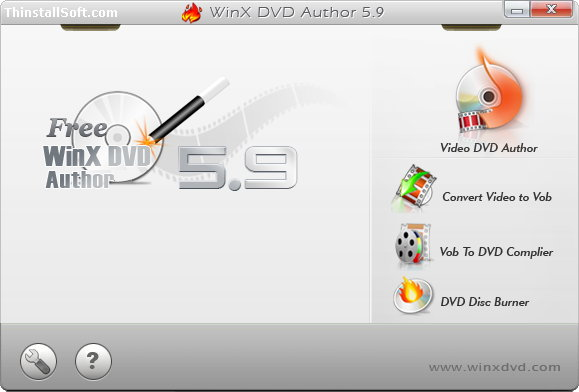 WinX DVD Author Portable