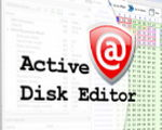 Active@ Disk Editor Portable 2.1 - Free Hex Editor and Low Level Disk Editor