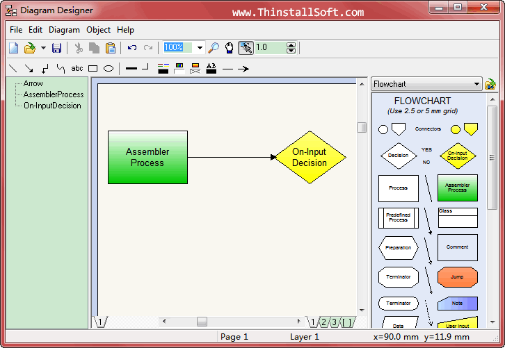 28 Free Flowchart Maker Free Flowchart Software