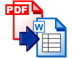 Free PDF to Word Converter Portable - Excellent PDF Converter